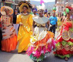 Jacmel Carnival Hait