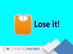 Si quieres estar en forma, #LoseIt es para ti. Esta aplicación gratuita te ayuda a contar las calorías que consumes y tener un control del ejercicio que realizas. También te permite hacer planes personalizados para alcanzar tus objetivos. Además puedes compartir tus avances con otros usuarios, así como recibir consejos para mantener tu peso. #DigitalPartner #DigitalMarketingPartner