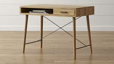 Work from home in style with a modern home office desk. Finish important projects, whether sitting at a writing desk, an executive desk or a modular office. Modern Home Office Desk, Modern Home Offices, Deck Furniture, Furniture Outlet, Clearance Furniture, Barrel Furniture, Furniture Ideas, Furniture Design, Sofa Dining Table