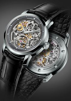 Vacheron Constantin Patrimony Traditionelle 14 Day Tourbillon Openworked watch