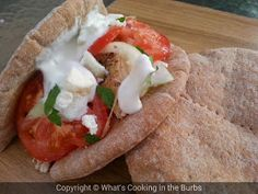 What's cooking in the burbs: Slow Cooker Chicken Gyros