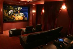 Home Theatre - so cool