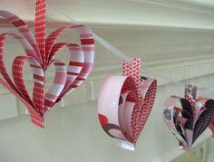 Easy St`Valentines day craft photo no instructions Valentines Sweets, Valentines Day Greetings, Valentines Day Party, Valentine Day Crafts, Holiday Crafts, Valentine Ideas, Valentines Recipes, Saint Valentine, Valentine Heart