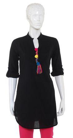 Women's Kurta with full Sleeves - S12FIWK032