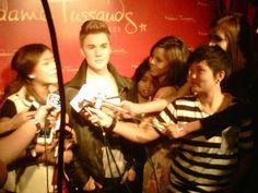 Justin Bieber Thailand Wax