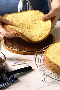 A jó piskóta levegős és nem esik össze – Mindig jó alaprecept, amiből torták és tekercsek készülhetnek - Technológia | Sóbors Minion, Bread, Baking, Cake, Food, Brot, Bakken, Kuchen, Essen