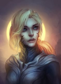 Mercy (Overwatch),Overwatch,Blizzard,Blizzard Entertainment,фэндомы,Vrihedd