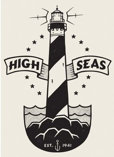 Image result for light house graphic design