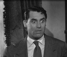 a14e3cc47f9c cary grant - aresenic and old lace Crazy Eyes