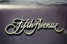 chromeography:  Chrysler Fifth Avenue (byDave Croy)