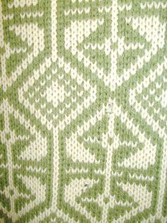 Vintage 80s 100 WOOL Nesjar Nordic Sweater by SirenCallVintage