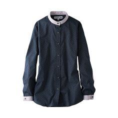 IDLFコットンプリントシャツ(長袖)B - UNIQLO ユニクロ