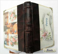 Agenda Petry Bookbinding http://petry.es/category/manolo/encuadernacion/