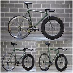 Fixed gear bike 2014 AFFINITY LO PRO M