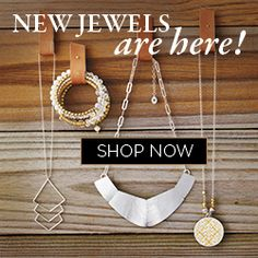 Ring in Spring with New Jewels
