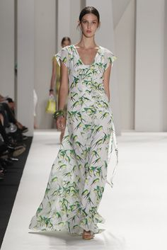 Carolina Herrera Spring/Summer 2012, NEW YORK Fashion Week