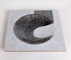 Gio Ponti / Del Campo enamel bowl c. Gio Ponti, Decorative Objects, Cool Furniture, Vintage Shops, Sculptures, Creations, Enamel, Mid Century, Symbols