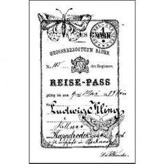Reise Pass