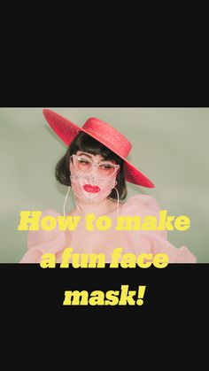 Cut out patterns for mask Diy Mask, Diy Face Mask, Face Masks, Cool Masks, Masks Art, Fashion Face Mask, Mask Making, Cute Faces, Custom Clothes