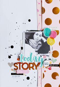 Story by Jana McCarthy (FYC Hello Life mini flair designed by Jana herself)
