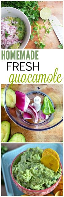 We love this guacamo