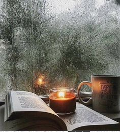 Cozy Rainy Day, Rainy Mood, Rainy Days, Autumn Rain, Autumn Cozy, Winter Rain, Cozy Aesthetic, Autumn Aesthetic, Rain And Coffee