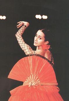 """Наталия Бессмертнова - Китри в балете """"Дон Кихот http://pomnipro.ru/memorypage6018/photo/11684"""