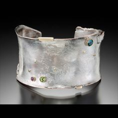 Ronald Linton #artisphere2015 #jewelry #precious #bracelet #cuff