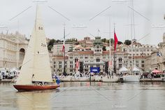 Sail Classic - ARTEMIS II by Spaziofotografico on @creativemarket