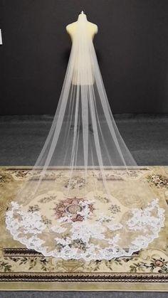 Wedding Veils, Wedding Dresses, Bride Veil, Tulle Lace, Lace Applique, Bridal Accessories, Photo Studio, Dress Ideas, Marie