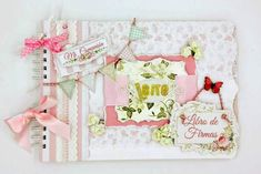 Scrapbooking, Making Books, Special Gifts, Signature Book, Hobbies, The Creation, Hand Made, Crafts, Scrapbooks