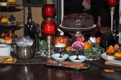 Harvest Party Dessert Table