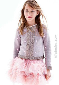 ALALOSHA: VOGUE ENFANTS: #Monnalisa FW\14 CHIC