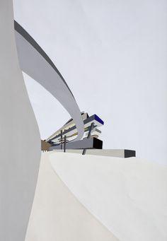 The Peak Leisure Club - Architecture - Zaha Hadid Architects
