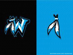 Warrior | American Logo Sport Theme