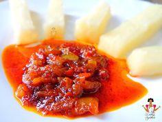 Dobbys Signature: Nigerian food blog | Nigerian food recipes | African food blog: Palmoil sauce recipe