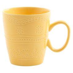 Threshold™ Kennet Ceramic Mug - Yellow : Target