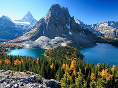 Pictures: Canadian Landscapes -- National Geographic Travel