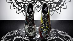 adidas Launch adizero f50 Tattoo Pack : Football Boots : Soccer Bible