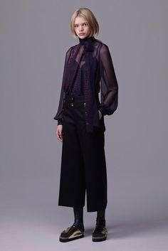 Sacai Luck | Pre-Fall 2015 Collection | Style.com