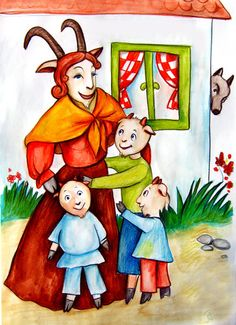 the goat with three kids Books I am surprise I was not in this types of stuffs early on. Very interesting to say the least