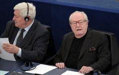 Jean-Marie Le Pen annonce sa candidature aux européennes de 2014