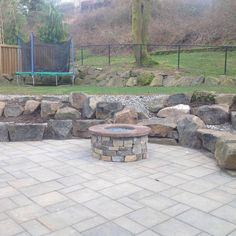 Patio Design & Installation by Greenhaven Landscapes Inc.