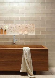 Glassworks Tile - asian - bathroom - toronto - Cercan Tile Inc.