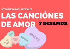 Love, Chart, Song List, Love Songs, Falling Out Of Love, Musicals, Amor