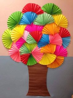 paper kites for kids crafts * paper kites for kids . paper kites for kids crafts . paper kites for kids how to make . paper kites for kids diy Kids Crafts, Tree Crafts, Summer Crafts, Crafts To Make, Arts And Crafts, Paper Crafts, Diy Paper, Crafts For Children, Paper Folding Crafts