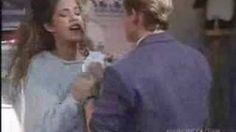 Jessie Spano's Saved By The Bell Caffeine Pill Freakout.