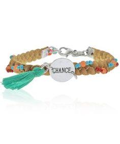 Braided Chance Coin Bracelet - My Jewellery