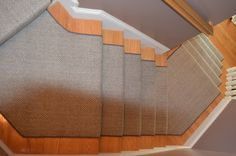 We are the carpet and rug experts in Boston. We will custom fabricate stair runners, area rugs and hall runners to fit your home perfectly. Home Carpet, Carpet Sale, Best Carpet, Rugs On Carpet, Carpets, Natural Area Rugs, Natural Rug, Carpet Remnants, Seagrass Rug
