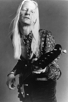 Johnny Winter Oh BRO!! YOU ROCKED ME ALL THRU THE '70S .. and still do ~~will forever!!!